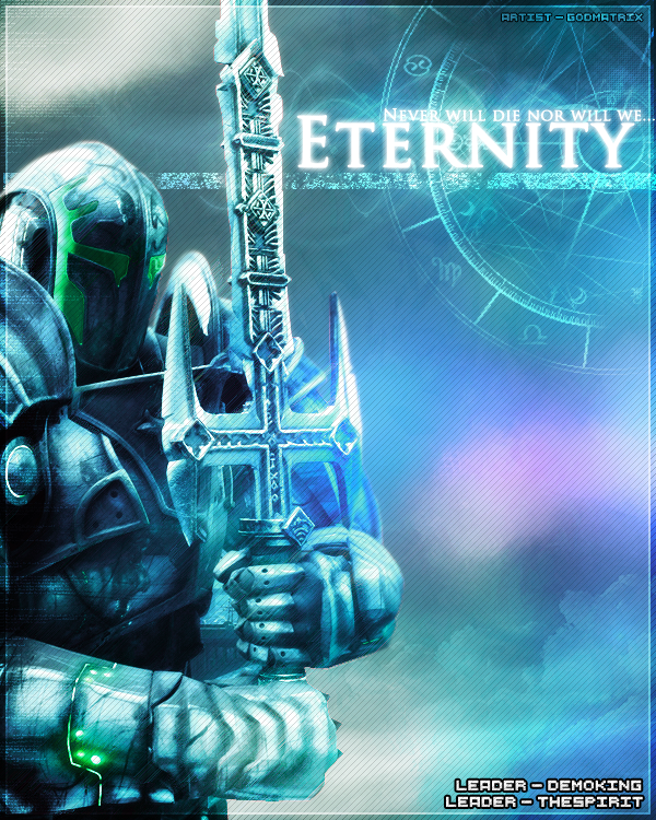 OMG GUILD POSTER IS FINISH (NOT SORTA FINISHED YET) EternityGuildPosterv4