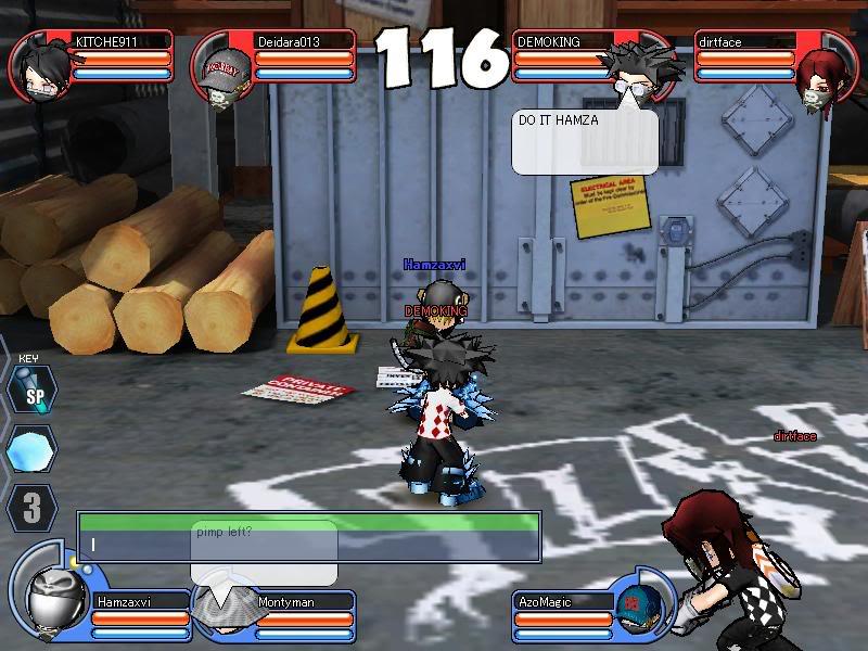 DEMOKING exo glitch RumbleFighter_12072008-184616