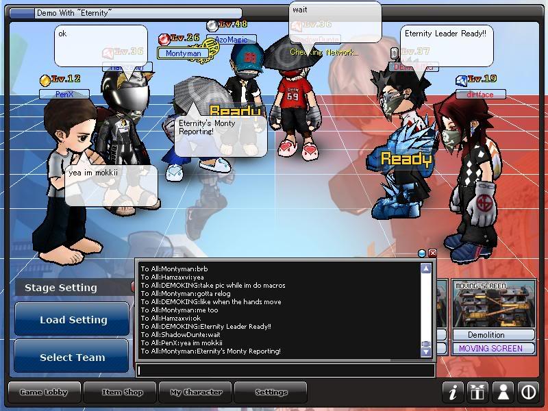 DEMOKING exo glitch RumbleFighter_12072008-185016