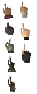 [Download] Cursores Tomb Raider Para Windows (c/ Tutorial) Hands