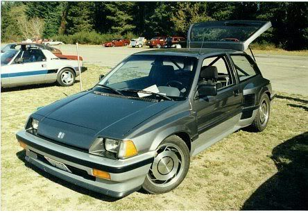 la civic r5 turbo Civic