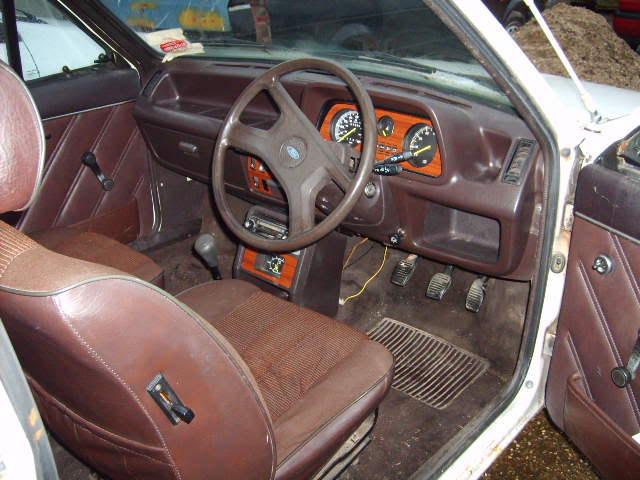 Matt's mk1 Fiesta........NEW WHEELS Fiesta20thJan2008002