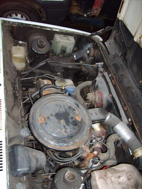 Matt's mk1 Fiesta........NEW WHEELS Fiesta20thJan2008022