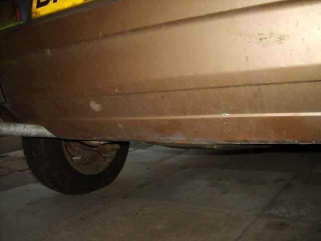 NEW PROJECT - mk1 Golf Driver Gold2ndOct017
