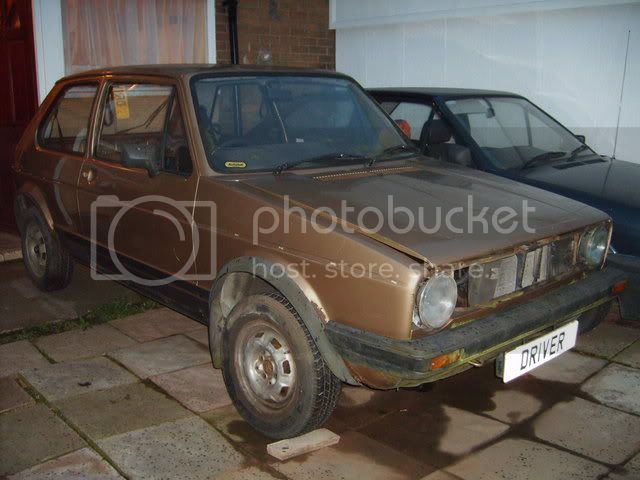 NEW PROJECT - mk1 Golf Driver Gold3rdOct002
