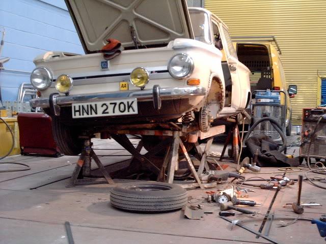 Matt's NSU Prinz....NOW FOR SALE Prinz4026