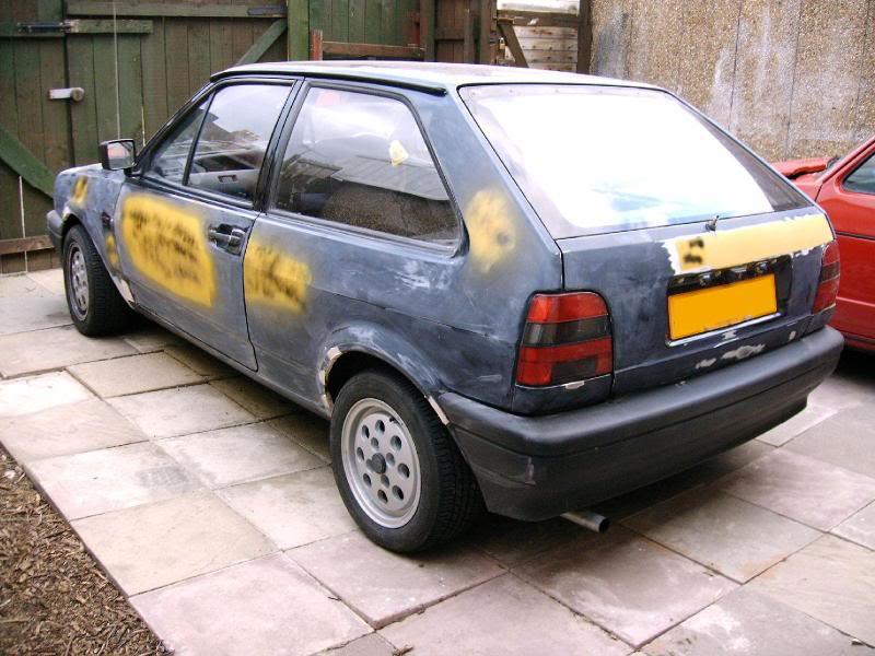 Matt's Polo Coupe Fox PoloFox2002