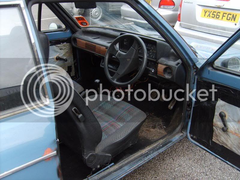 Matt's mk1 Polo 1391cc GT Polomk1001