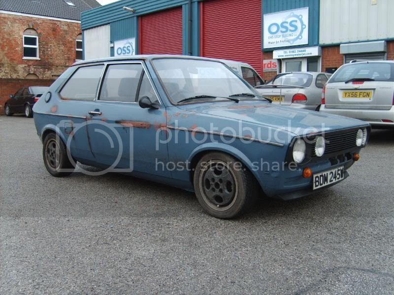 Matt's mk1 Polo 1391cc GT Polomk1003