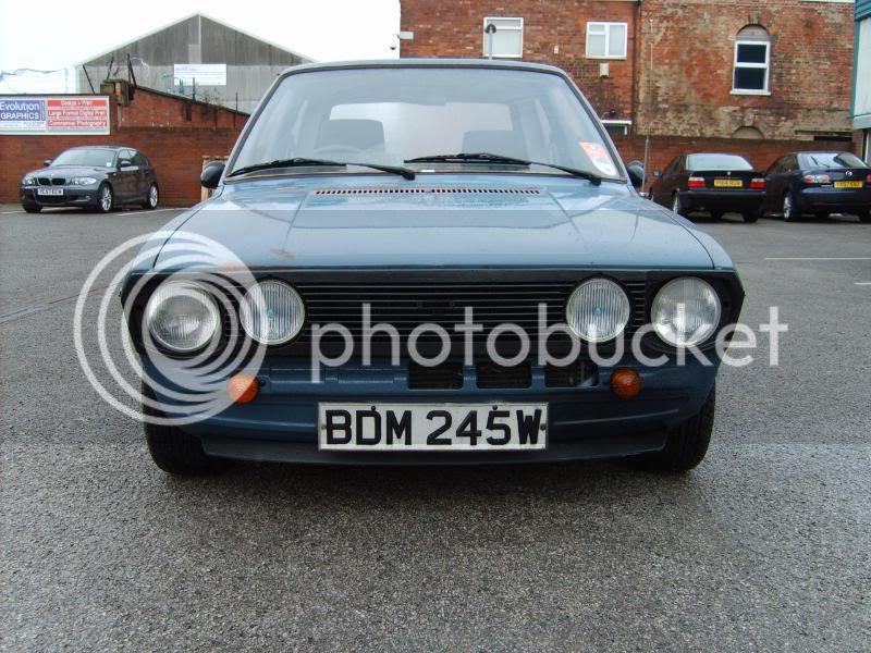 Matt's mk1 Polo 1391cc GT Polomk1004