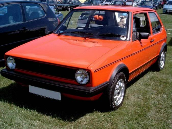 Golf 1.3 Driver......Best Standard mk1 Golf @ Elsecar 2008 Harewoodhouse011