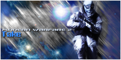 New to the forum... ModernWarfare2
