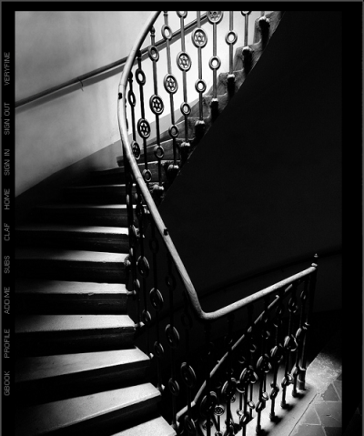 Alemester's house Stairways