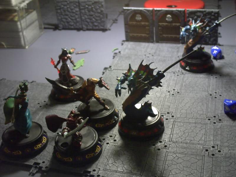 SerpentShrine Cavern bits and pieces Instance2