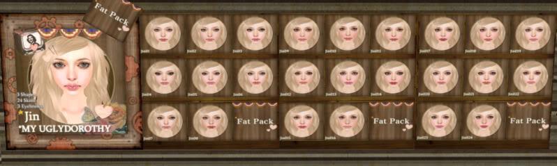 [Mixte] My Ugly Dorothy devient Mudskin Skingrig_006
