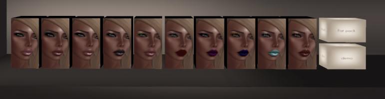 [Mixte] Beauty Avatar devient Glam affair & Tableau vivant Lionzuit_006