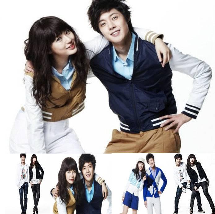 Kim Hyun Joong y Yoon Eun Hye pasan para Basic House YEHKJH
