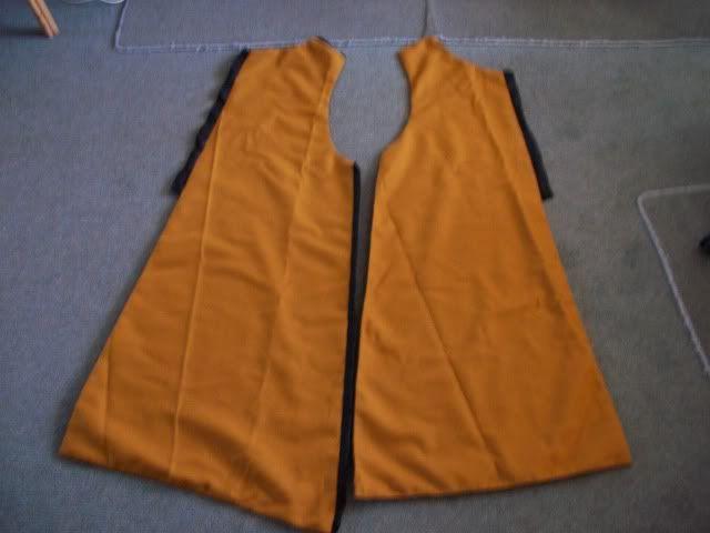 The New Surcoat #1 100_0121