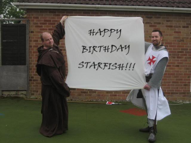 THE GREATEST DAY IN THE WORLD!!!!!!!!!! Starfish2010