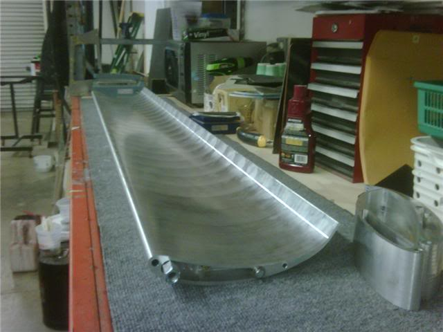 Working on my aero for next year! Wing0