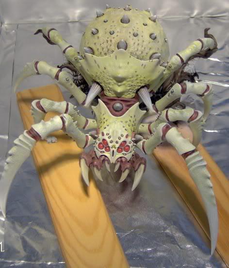 Galerie d'inspiration- Les figurines de Gobz - Page 2 WarhammerSpider005