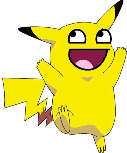 Responde al de arriba con énfasis - Página 4 PikachuAwesome
