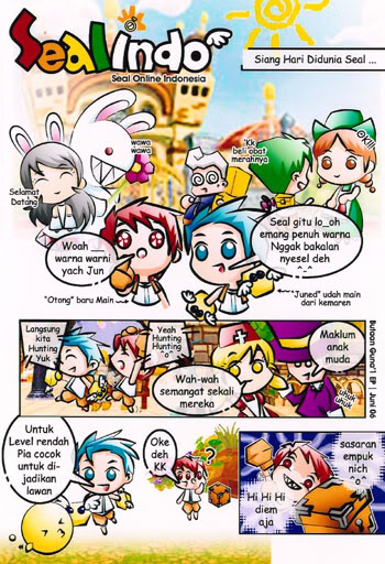 Manga Seal Online - Page 3 KomikSEAL_2