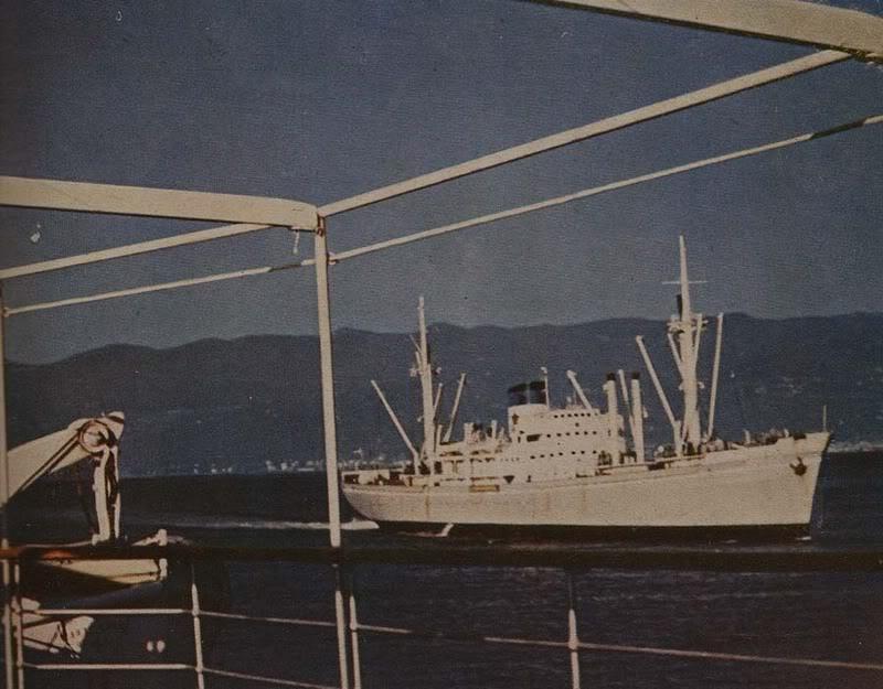 Romanija (1953) Romanija1953Rijeka57