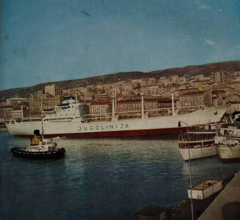 Viševica (1964) Vievica1964Rijeka