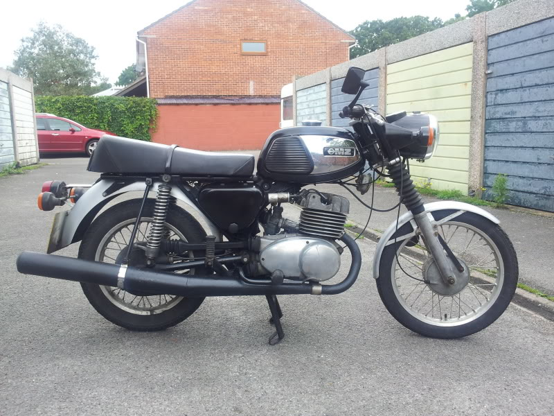 My 1979 MZ TS250 Cafe Project 2011-06-21122713