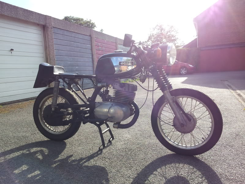 My 1979 MZ TS250 Cafe Project 2011-07-10181831