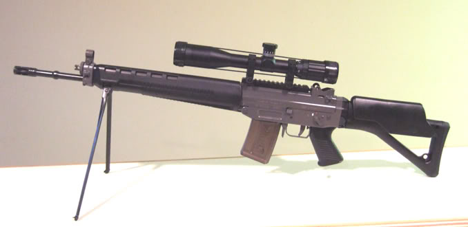 PE90 Custom 550sniper
