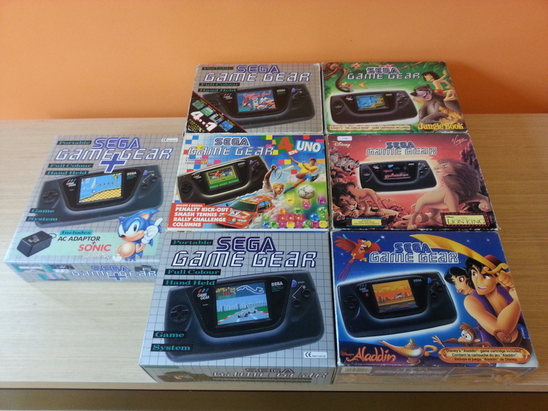 Olivet84 Game Gear Collection, Full Set Complete. 20150322_111219_zps1esgfbpv