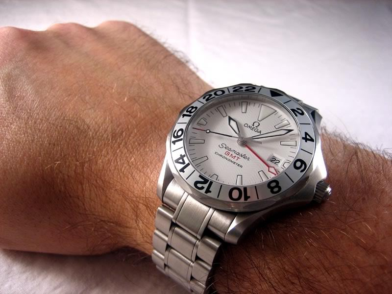 How about some dive watches? ..... SeaMasterGMTBracelet2