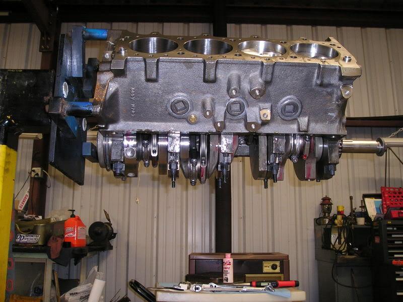 A460 Block: 534ci engine build thread 534ShortBlockBottomEnd