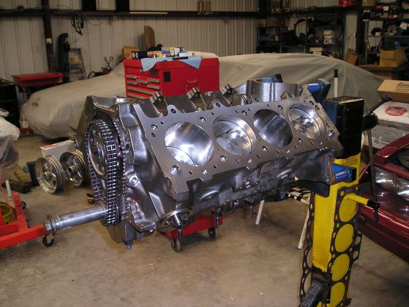 A460 Block: 534ci engine build thread 534ShortBlockDS