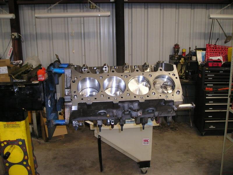 A460 Block: 534ci engine build thread 534ShortBlockPS