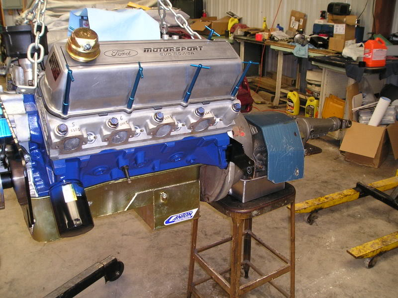 A460 Block: 534ci engine build thread EngineandTransA