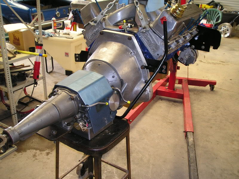 A460 Block: 534ci engine build thread EngineandTransB