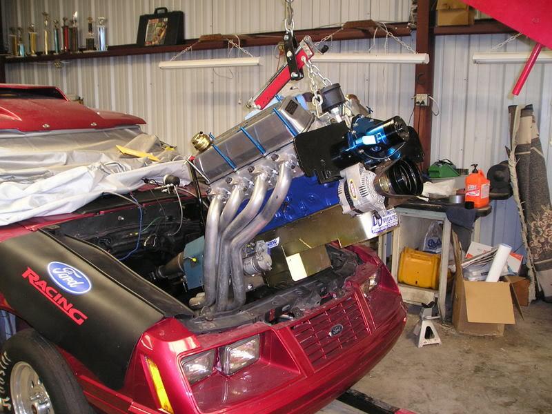 A460 Block: 534ci engine build thread EngineandTransgoingintocar