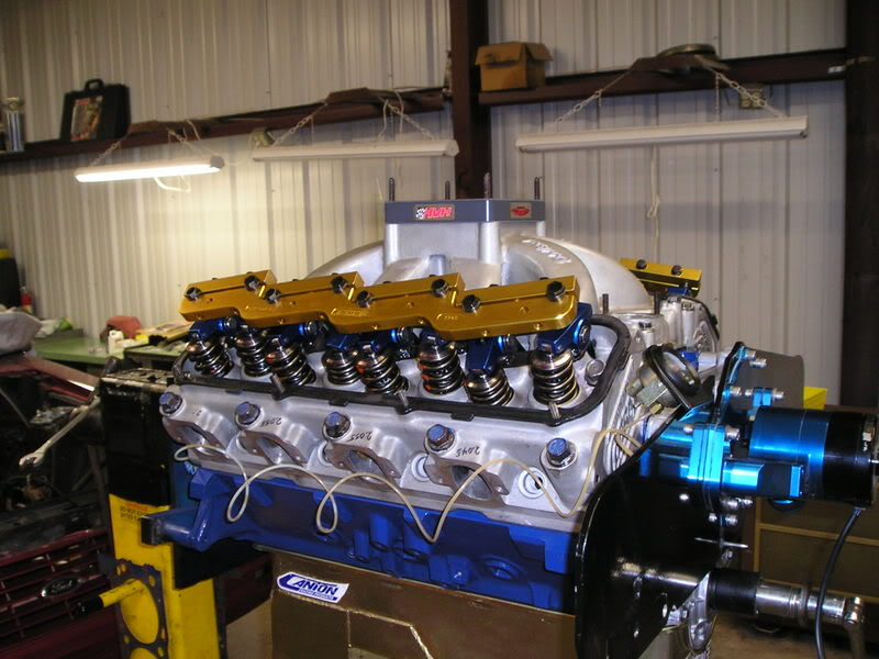 A460 Block: 534ci engine build thread JomarGirdleA