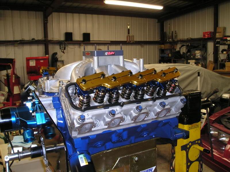 A460 Block: 534ci engine build thread JomarGirdleB
