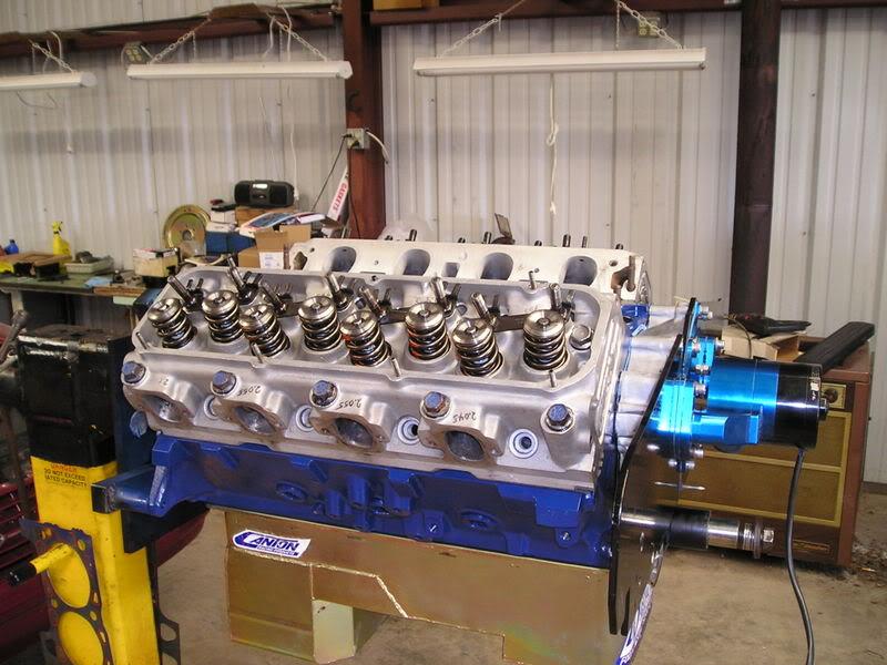 A460 Block: 534ci engine build thread LongBlockA