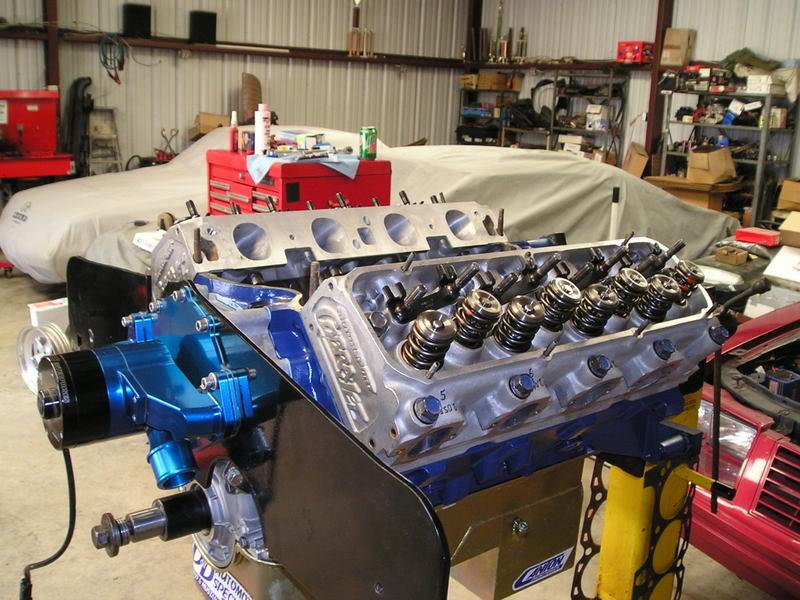 A460 Block: 534ci engine build thread LongBlockB
