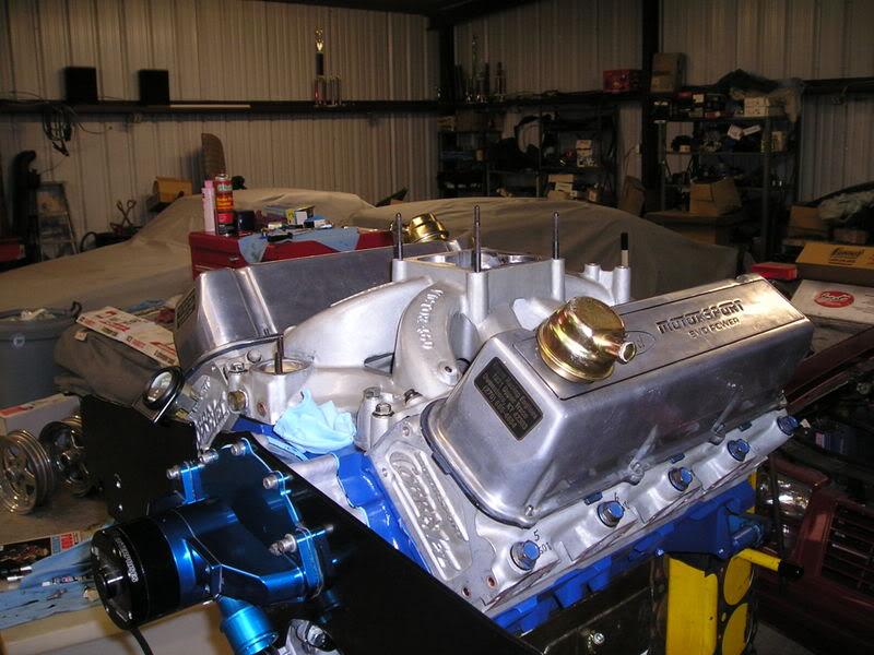 A460 Block: 534ci engine build thread LongBlockC
