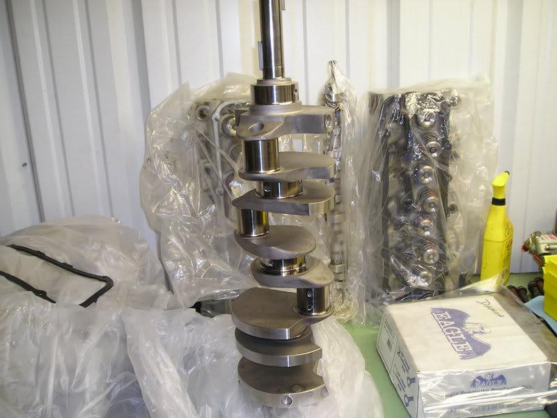 A460 Block: 534ci engine build thread Scat43404-1