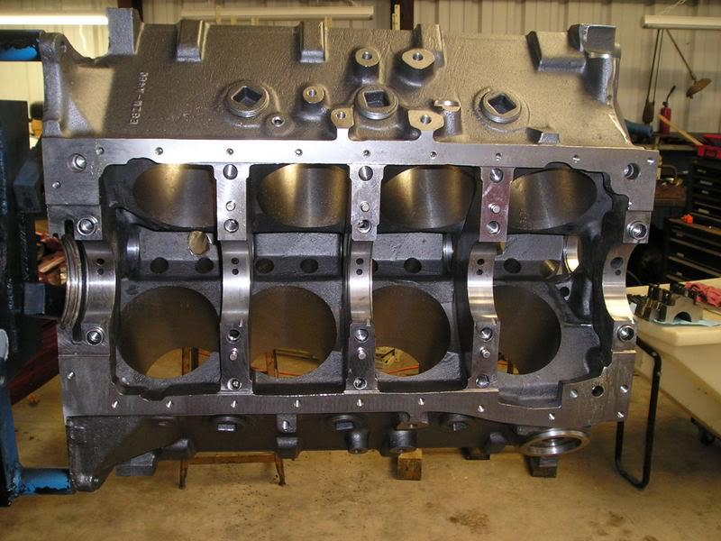 A460 Block: 534ci engine build thread A460Mains