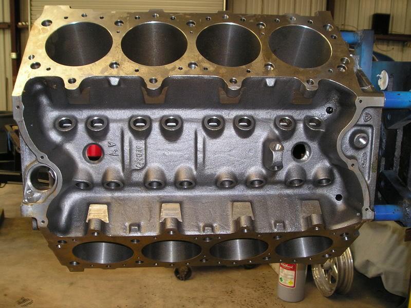 A460 Block: 534ci engine build thread A460Top