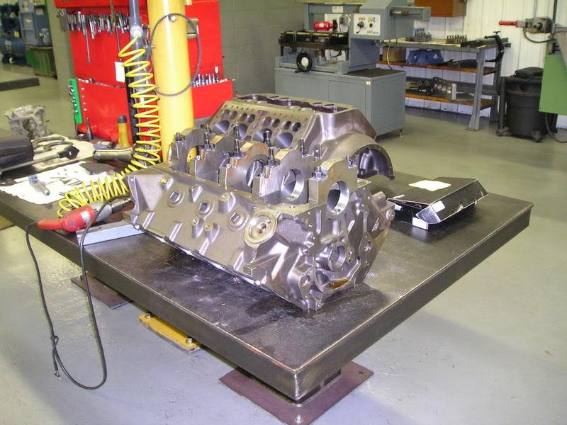 A460 Block: 534ci engine build thread A460atSAM
