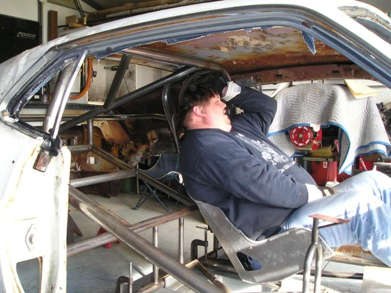 Chuck's 1970 Mustang: The Rebuild... - Page 4 ChassisChuck020